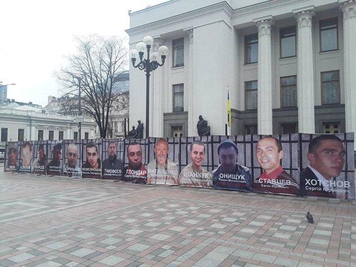 Зеленський забув що у полоні російських терористів перебувають кілька сотень громадян України._1