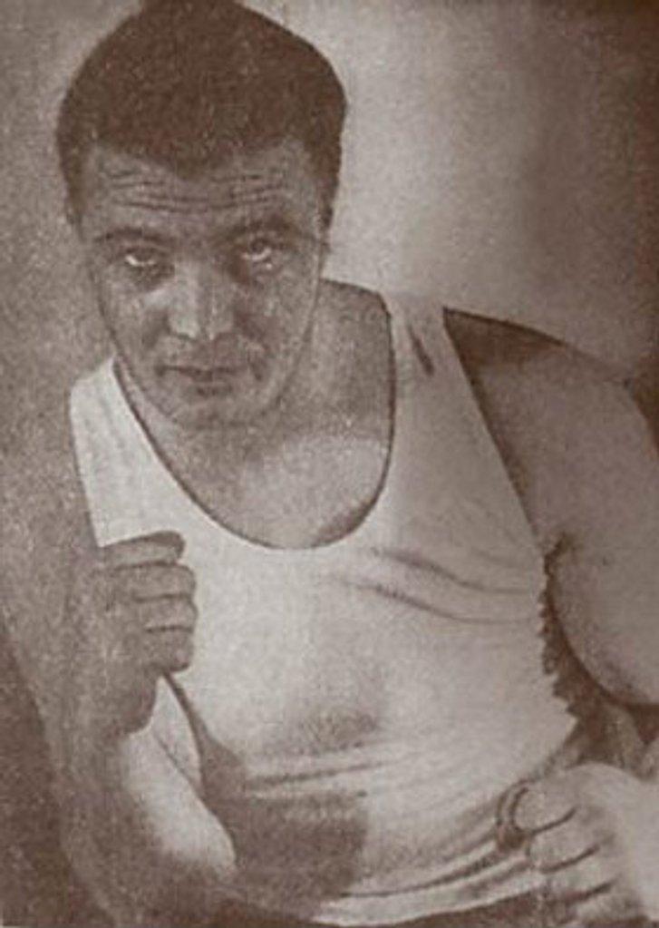 Сьогодні день пам'яті відомого європейського боксера «ВІЛЛІ», який воював в УПА_1