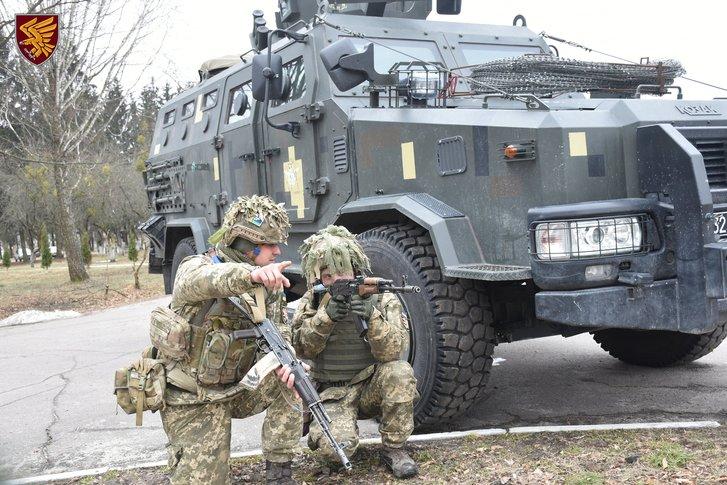 Воїни 95 бригади вирушили на міжнародні навчання Saber Guardian-21_1