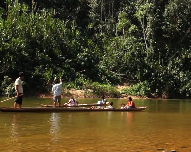 У амазонських аборигенів зафіксували уповільнення старіння_2