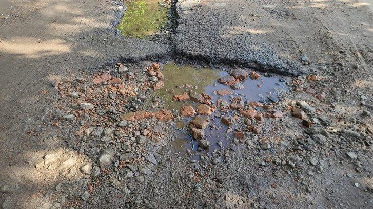 Відремонтовані дороги в Сем'янівці