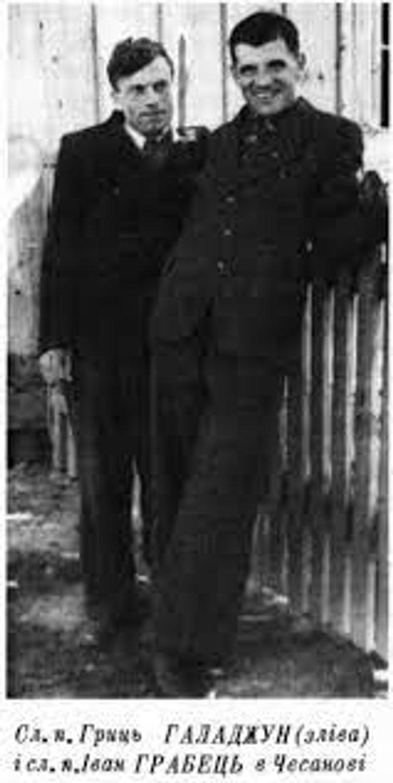 10 червня 1944 року у бою з московитами загинув Омелян Грабець «Батько» полковник УПА_1