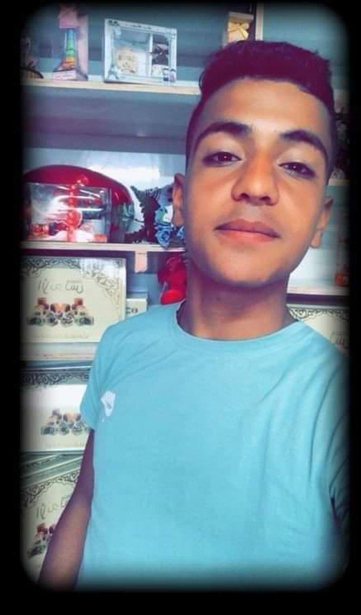 Вбитий ізраїльтянами 15-річний Могаммед Хамаєль