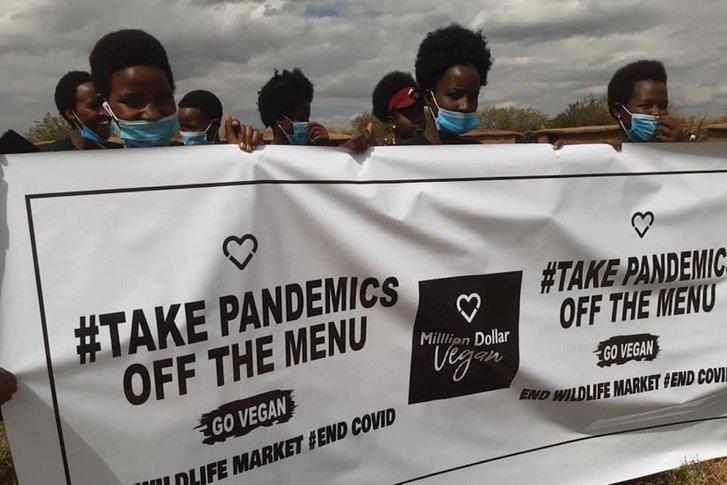 Африканський народ масаїв змушують відмовитися від вживання м'яса_1