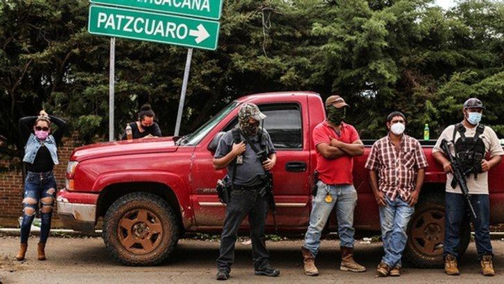 Мексиканські селяни-