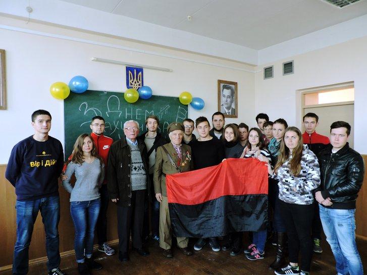 Підпільник Йосип Гевчук: Державних нагород не маю, але я помру патріотом, націоналістом, воїном УПА_3