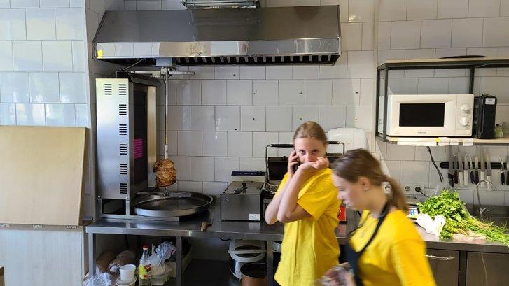 Заклад громадського харчування JamesCook