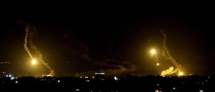 Летовище іракського міста Ербіль (у момент теракту)