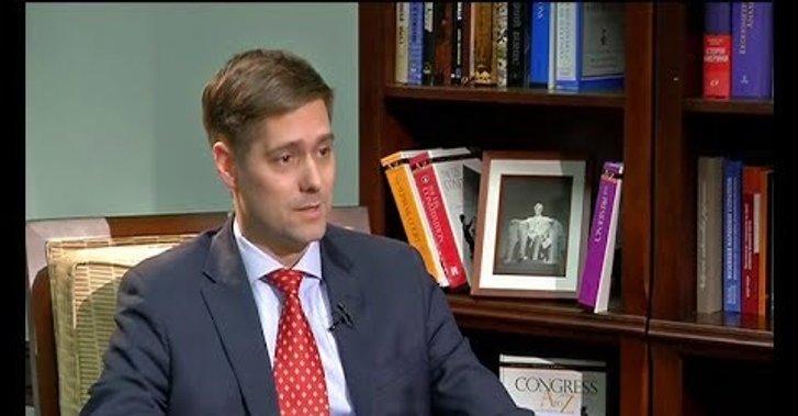 Крістофер Сміт, екс-керівник відділу з правоохоронних питань посольства США в Україні