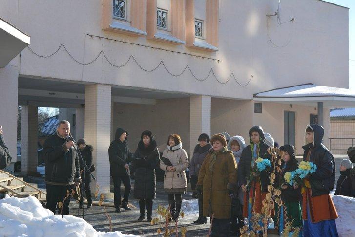 Миргородці вимагають від влади встановити бюст М. Лемику, якого тут в 1941 році стратили гестапівці_2