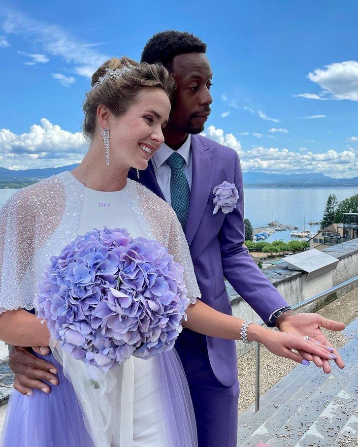Найкраща українська тенісистка Еліна Світоліна 16 липня вийшла заміж_3