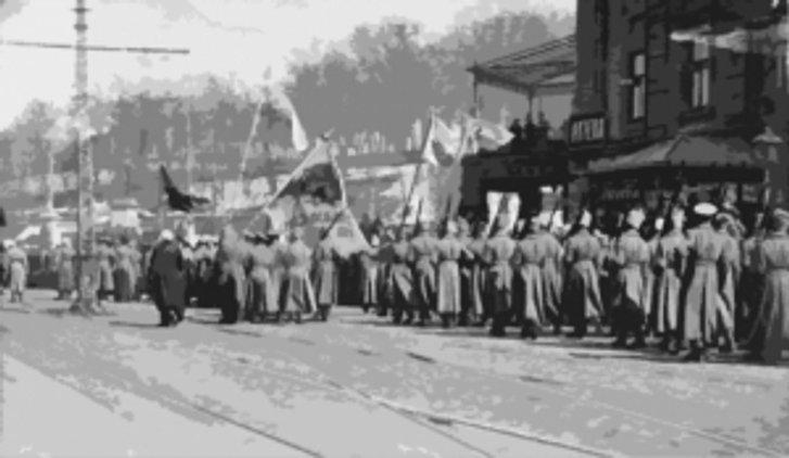 Виступ вояків 2-го українського імені гетьмана Павла Полуботка козацького полку і членів Українського військового клубу імені Полуботка, 4 (17) — 5 (18) липня 1917 року