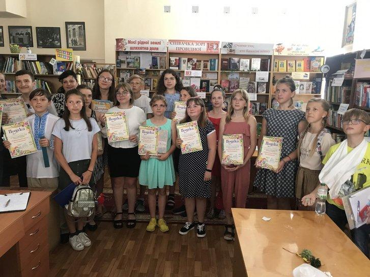 Найактивнішими читачами Полтавщини є сільські діти, — Лубенська міська рада_1