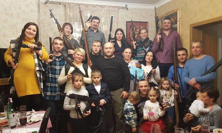 Озброєний народ здатен сам бути гарантом Незалежності України, але на заваді стоїть МВС – Учайкін_2