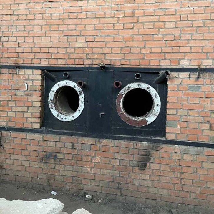 Обладнання у котельні на території ПТМЗ демонтоване