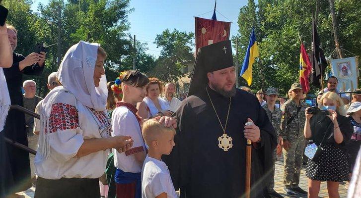 Перший український храм освятили у Нікополі_3