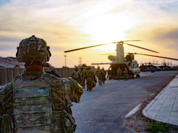 Американські війська залишають Ірак (серпень 2021 року)