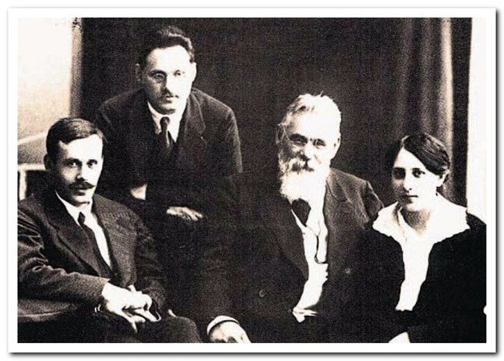 Родина Симиренків (початок ХХ століття)