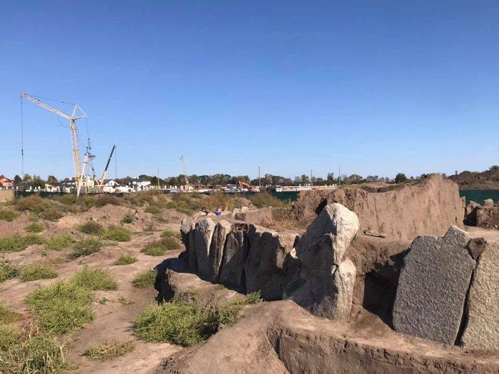 Україна може втратити 5000-літній кромлех у Придніпров'ї через незаконні забудови_3