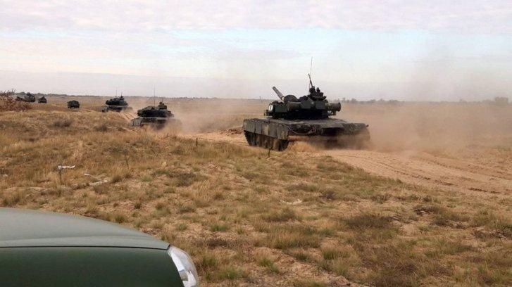 У Миколаївській області проходять навчання морських піхотинців_2