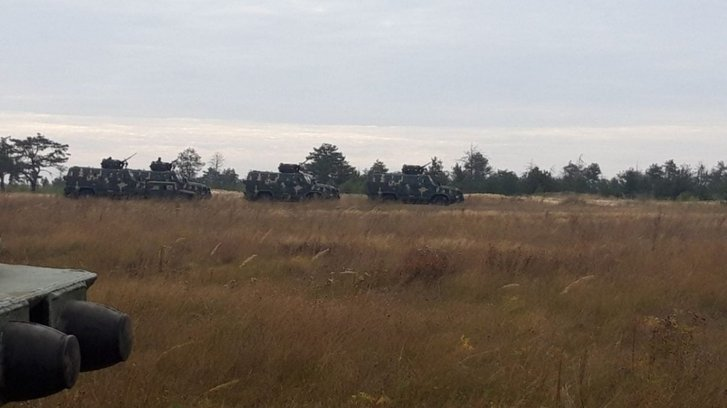У Миколаївській області проходять навчання морських піхотинців_4