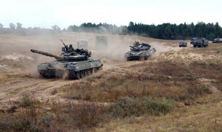 У Миколаївській області проходять навчання морських піхотинців_6