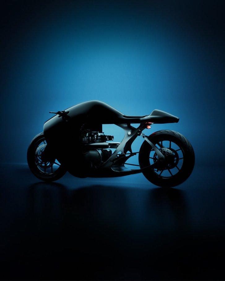 В'єтнамці представили Supermarine - один з найкрасивіших мотоциклів у світі_7