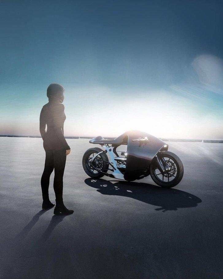 В'єтнамці представили Supermarine - один з найкрасивіших мотоциклів у світі_9