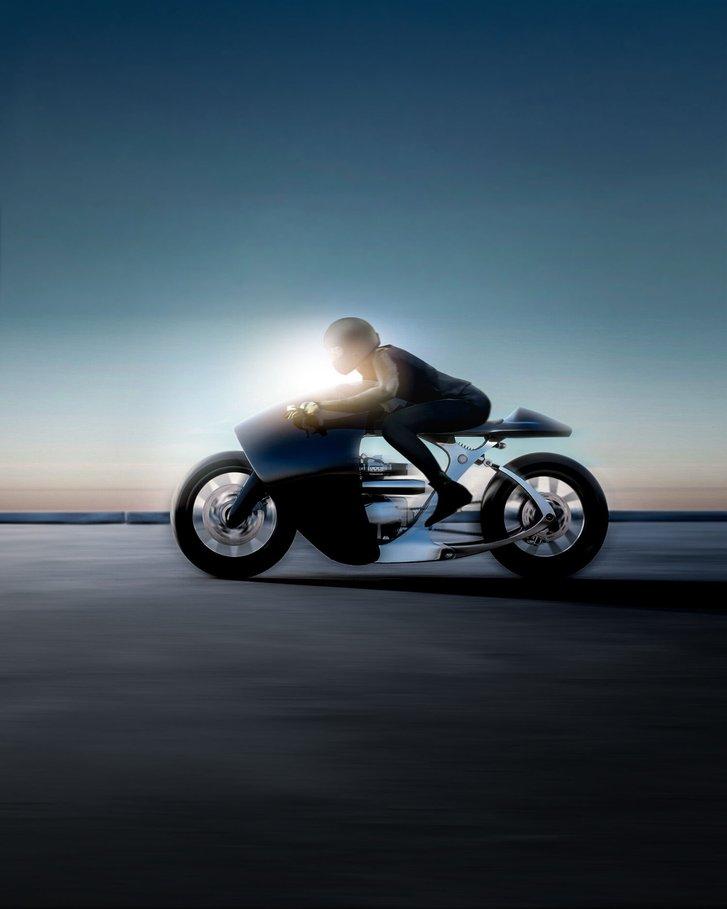 В'єтнамці представили Supermarine - один з найкрасивіших мотоциклів у світі_11