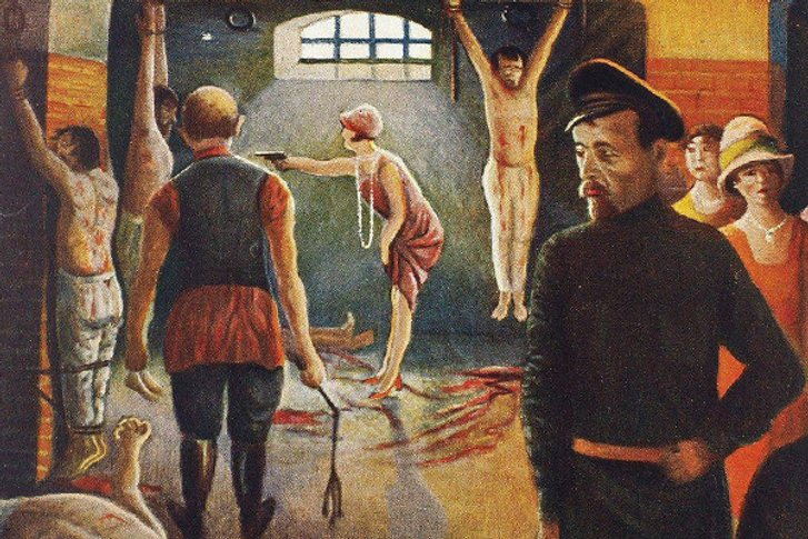 Сталінський терор розпочався з «очищення» Ленінграду від колишньої аристократії_3