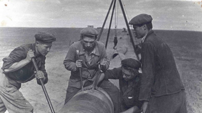 Історія одного відкриття. Газовій промисловості України – 90 років
