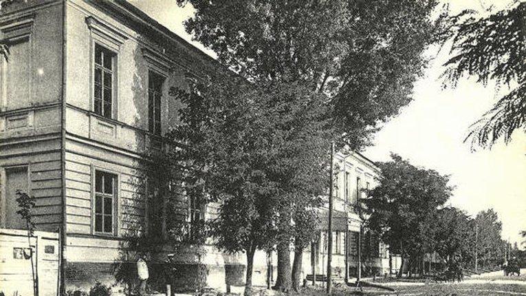Полтава, грудень 1917-го…