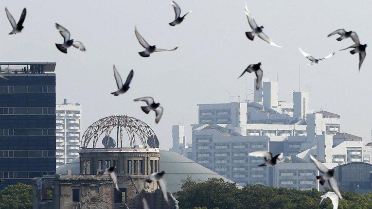 Хіросіма: 70 років з дня трагедії
