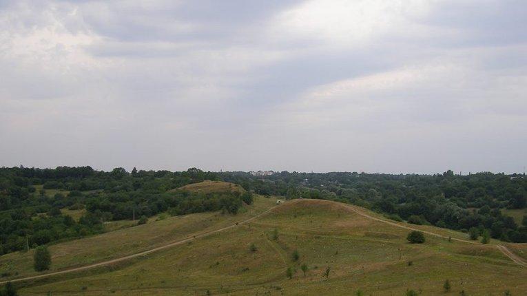 Слов'яни на Лівобережжі України: розкопки Опішнянського городища