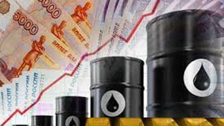 Падіння російського рубля внаслідок здешевлення нафти