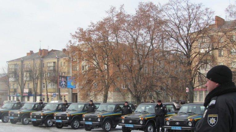 Полтавські поліцейські купили «Ниви» у соратника Путіна