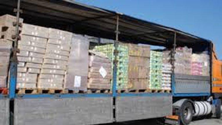 Полтавщина назбирала 28 тонн продуктів для допомоги сходу України