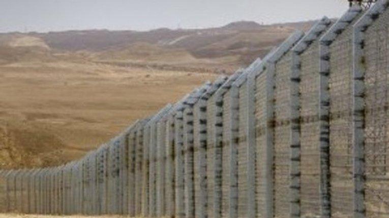 «Стіни» на кордоні з Росією поки не буде