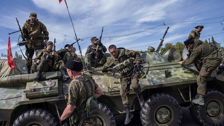 Тимчук: За добу терористи обстріляли українських військових більше 40 разів із танків та артилерії