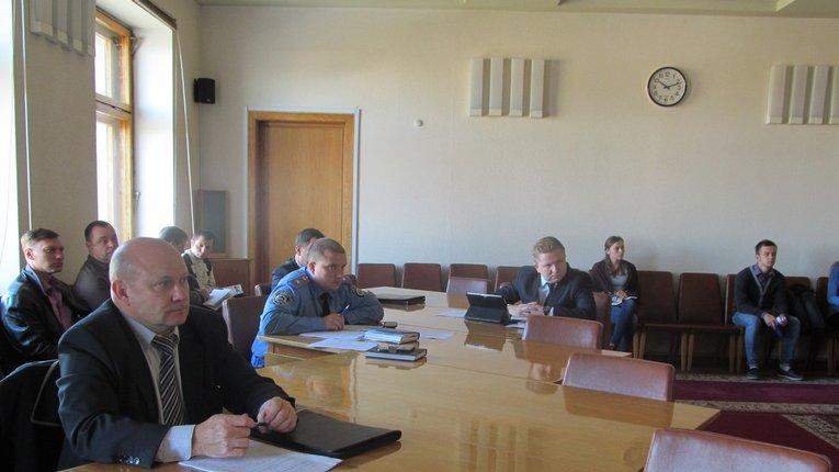 Кількість дорожньо-транспортних пригод в Полтавській області знизилася на 10%