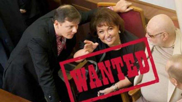 Подруга Ахметова - Тетяна Бахтєєва прагне сховатися від в'язниці за депутатським мандатом