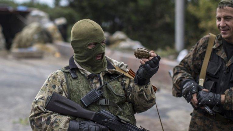 Тимчук: За добу терористи понад 50 разів атакували позиції українських військових