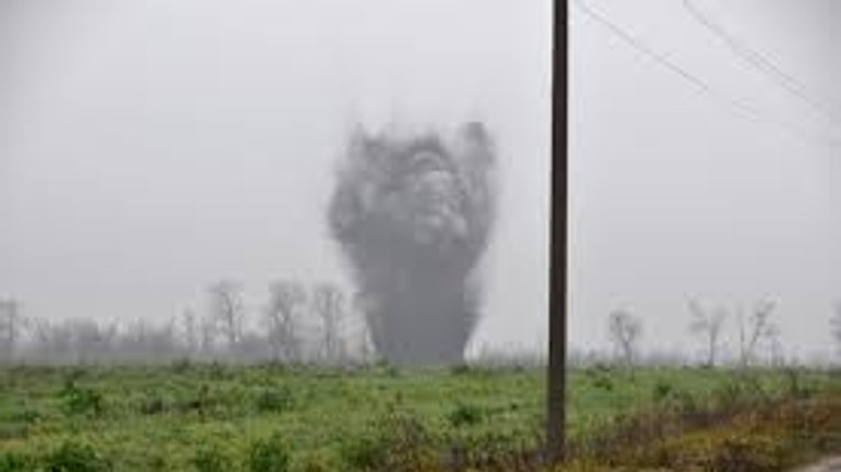 Вчора на Полтавщині лунали вибухи