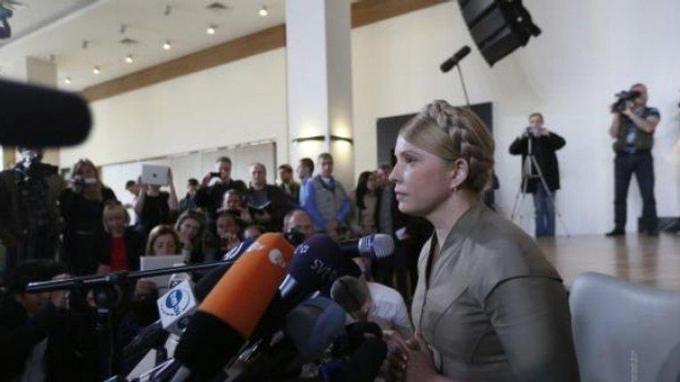 Юлія Тимошенко зібралася до Росії… Але чи повернеться?