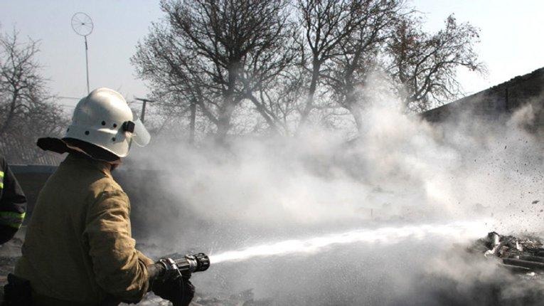 Полтавські села немає кому рятувати від пожеж