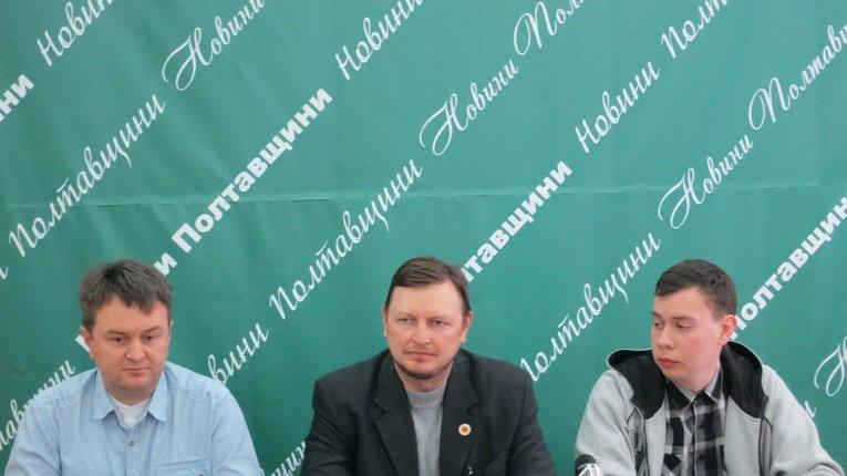 Організатори громадської кампанії «Голосуй чесно! – Обирай гідних» закликали полтавців сумлінно віднестись до виборів