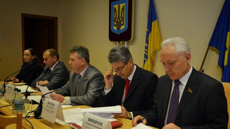 Сьогодні в Полтаві підписали тристоронню угоду щодо здійснення проекту «Реформа управління на сході України»