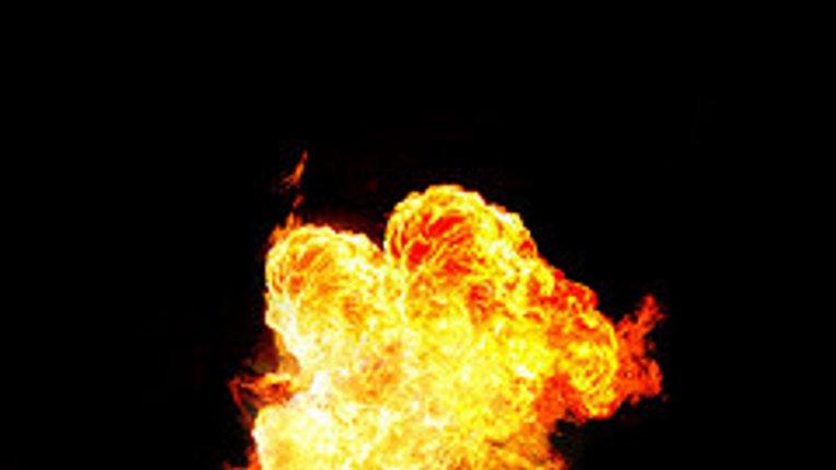 Вибух газу в житловому будинку – 1 людина в лікарні