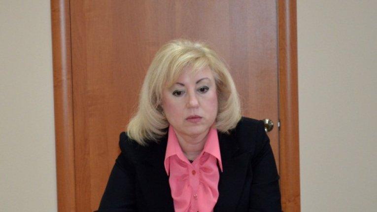 В Полтаві за законом про люстрацію звільнили директора Департаменту економічного розвитку Олену Адамович