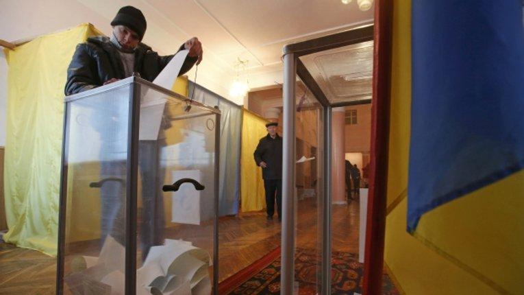 Явка виборців сягнула 30%